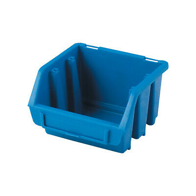 Matlock Mtl1 Hd Plastic Storage Bin Blue - Pack Of 10