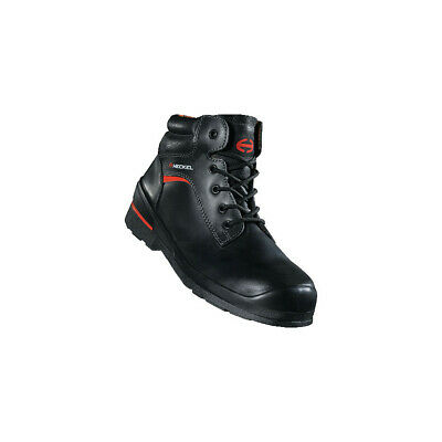 Uvex 6264002 Heckel Macsole Black Safety Boots Size - 8