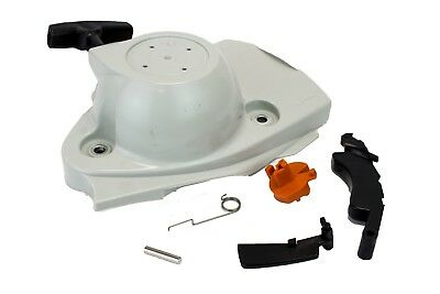 New Recoil Pull Rope Assembly and Throttle Trigger Kit Fits Stihl TS410 TS420