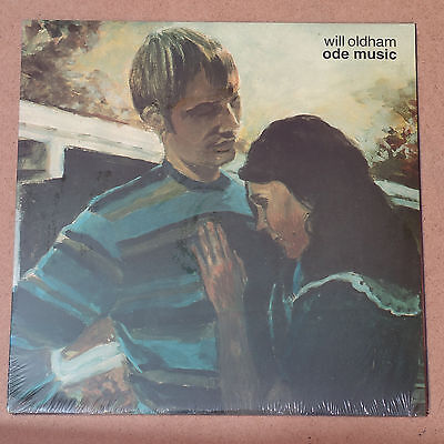 WILL OLDHAM (bonnie prince billy) - Ode Music **Vinyl-LP**NEW**sealed**