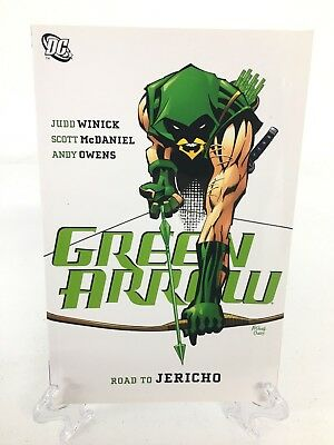 Green Arrow Volume 9 Road to Jericho Collects #66-75 DC Comics TPB Paperback New