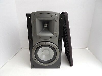 Single Klipsch Synergy B2 Black Bookshelf Speaker