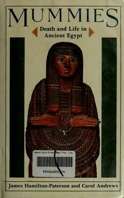 Mummies : Death and Life in Ancient Egypt  (ExLib)