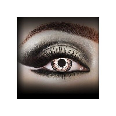 Lentille de couleur marron 2 tons K2008 - brown color contact lenses