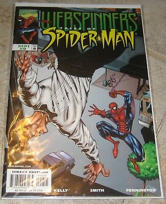 Webspinners Tales of Spider-man #9 VF/NM Marvel Comics Spiderman