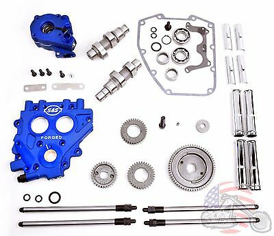 Andrews S&S Gear Drive Driven Camshaft Upgrade Install Kit Package Harley 37G