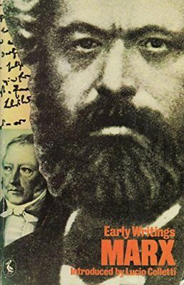 Early Writings (Pelican) by Karl Marx, Intro. Lucio Colletti Paperback Book The