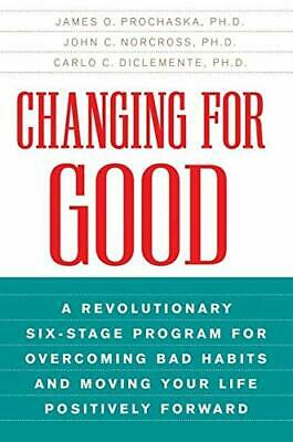 Changing for Good by etc. Paperback Book The Cheap Fast Free Post