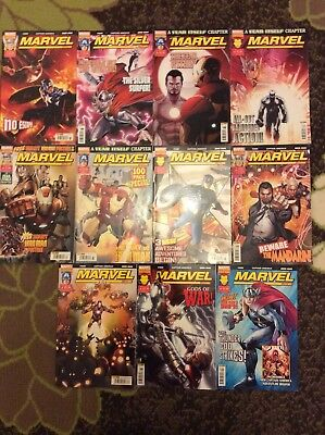 Marvel Legends 11 X Comics