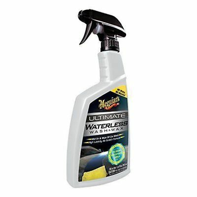 Meguiars Ultimate Wash & Wax Anywhere 26oz/768ml G3626 Free Shipping!
