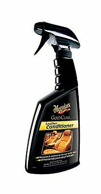 Meguiars Gold Class Leather Conditioner 16oz/473ml G18616 Free Shipping!