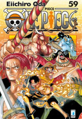 manga ONE PIECE NEW EDITION N. 59 star comics nuovo!!!