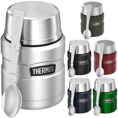 Thermos 16 oz. Stainless King Vacuum Insulated Stainless Steel Food Jar