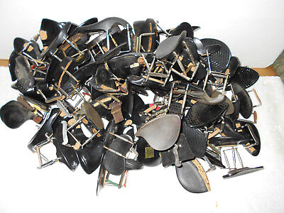 Large Lot of 100 Vintage Old Antique Full Size Violin Chinrests - No Reserve