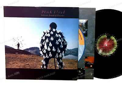 Pink Floyd - Delicate Sound Of Thunder Europe 2LP 1988 FOC + Innerbag /4