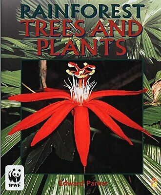 Trees and Plants (Rainforests) by Parker, Edward Hardback Book The Cheap Fast