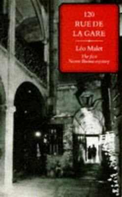 120 Rue de la Gare by Malet, Leo Paperback Book The Cheap Fast Free Post