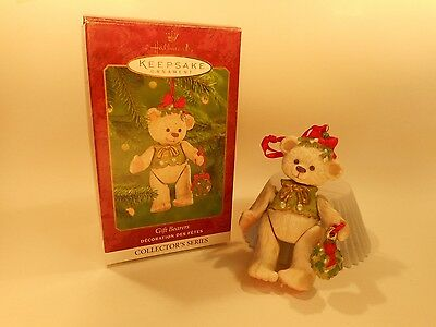 HALLMARK Gift Bearers Keepsake Ornament Collectible 2000 Second of Series