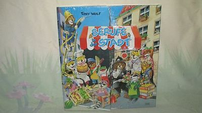 Children's Book Profession in the City 12 Funny Stories Tosa Publisher