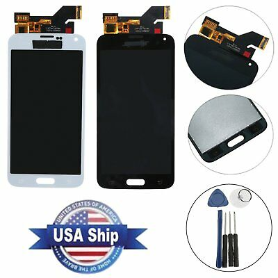 For Samsung Galaxy S5 i9600 G900 G900F G900T LCD Touch Screen Display Digitizer