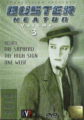 Buster Keaton - Buster Keaton - Vol. 3 [DVD] - DVD  QLVG The Cheap Fast Free