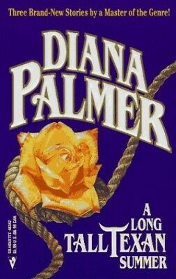 A Long Tall Texan Summer by Palmer, Diana Paperback Book The Cheap Fast Free