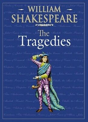 The Tragedies by Shakespeare, William Hardback Book The Cheap Fast Free Post