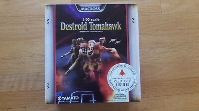 Yamato 1/60 Macross Destroid Tomahawk Special Weathered Version