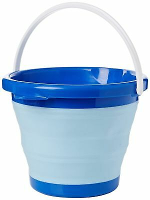 Washing Up Bowl Bucket Camping Collapsible Silicone Space Saving Dish Drainer