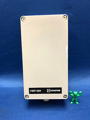Zenitel - Vingtor Stenofon VMP-204 (version 2.0) (3006202023) Power Amplifier
