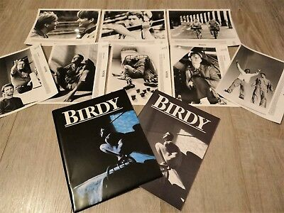 BIRDY Alan Parker Matthew Modine scenario dossier presse cinema 50 pages +photos