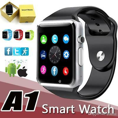 A1 Smart Watch Digital Analog Sports Watch For Iphone Samsung & Android Devices