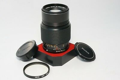 Konica Hexar AR 135mm ƒ/3.5 Telephoto Lens *NEX *MFT **TECH CHECKED**