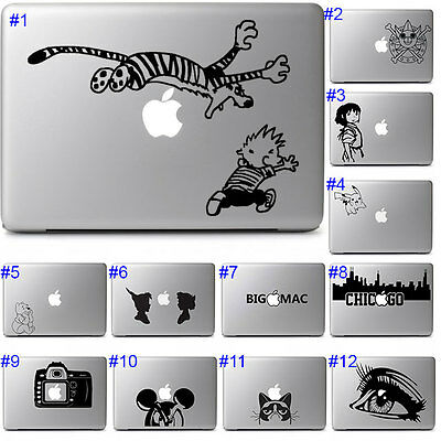 Apple Macbook Pro Air Laptop Anime Disney Cute Cool Sticker Decal Graphic Mod