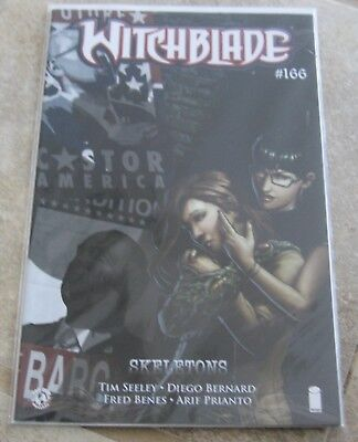 Witchblade #166 VF/NM Tim Seeley Image Top Cow Comics