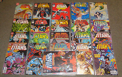 ~~30x New Teen Titans DC Comics LOT early issues 12 29 24 35 39 43 40 56 + MORE~