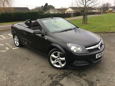 Vauxhall/Opel Astra 1.6 16v ( 115ps ) Coupe 2008/08 Twin Top Air ☆ FULL  MOT ☆