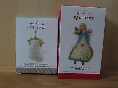 Hallmark Ornament Lot 273
