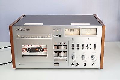 Teac AL-700 Elcaset Deck Player