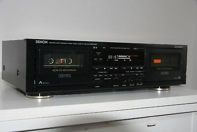 Denon DRW 840 doppel Cassettendeck,kassettendeck, tapedeck TOP, HIGH-END, RAR