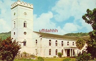 St. George's Angelican Cathedral - Kingstown, St. Vincent, West Indies