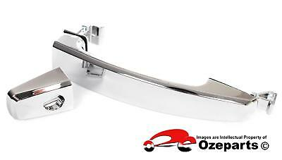 Holden Captiva 2006~2018 FRONT Outer RH Right Hand Door Handle Chrome