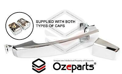 Holden Captiva 2006~2018 REAR LH Left OR RH Right Outer Door Handle Chrome