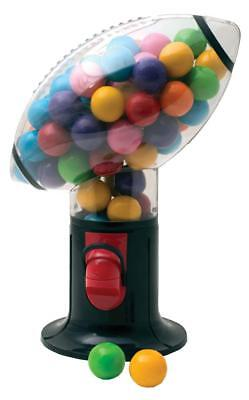 Football Snack Gummy Candy Nut Gumball Peanuts Dispenser Re-loadable Great Gift