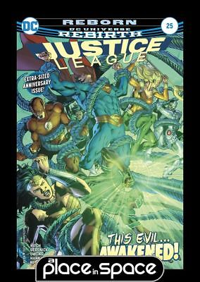 Justice League, Vol. 2 #25A (Wk29)
