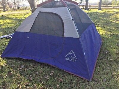 sears hillary sport dome tent 4 person 9 x 9 29 00 picclick