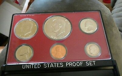1975 S US Mint Proof Coin Set
