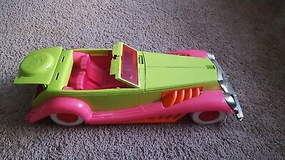 Jem and the Holograms Rockin Roadster Doll car, by Hasbro