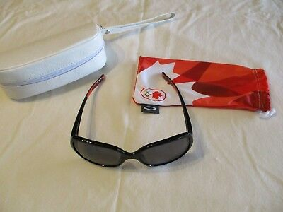 Oakley Overtime Coc Polorized Black With Grey Lens (Asian-Fit) Olympic Team