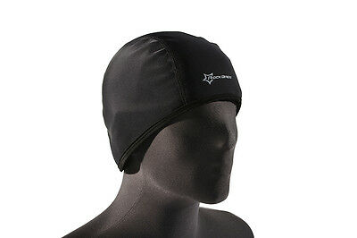 RockBros Winter Cycling Fleece Thermal Outdoor Windproof Cap Hat Black One Size
